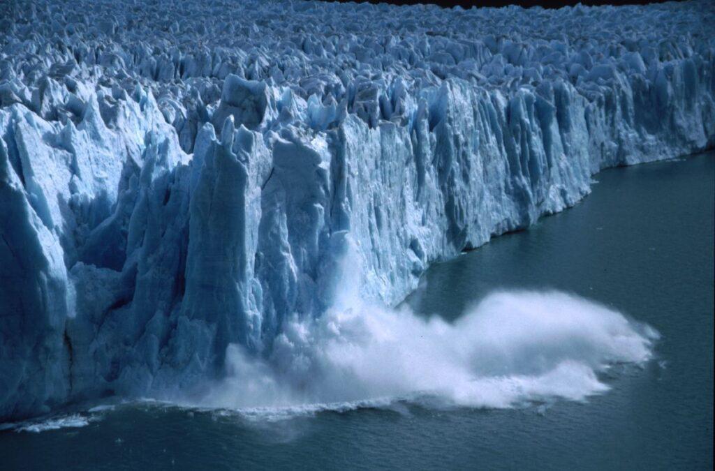 Перито-Морено в Аргентине фото