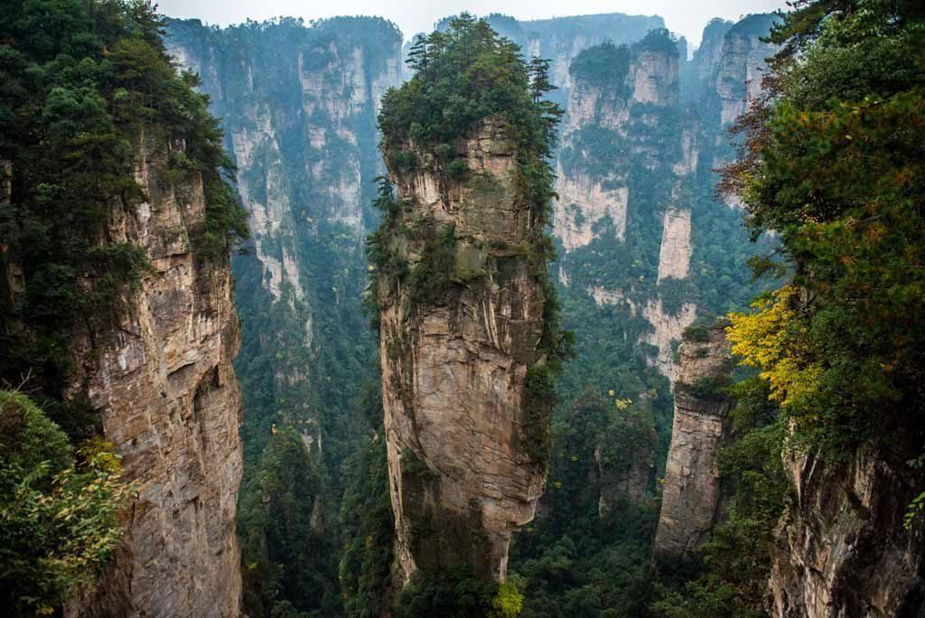 Улинъюань Китай