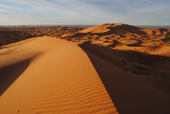 Эрг-Шебби Марокко
