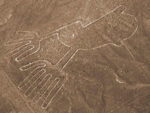 геоглифы Наска Перу