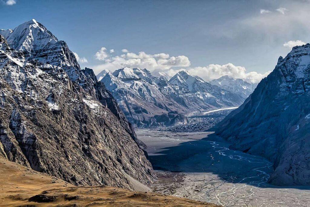 ледник Федченко Памир