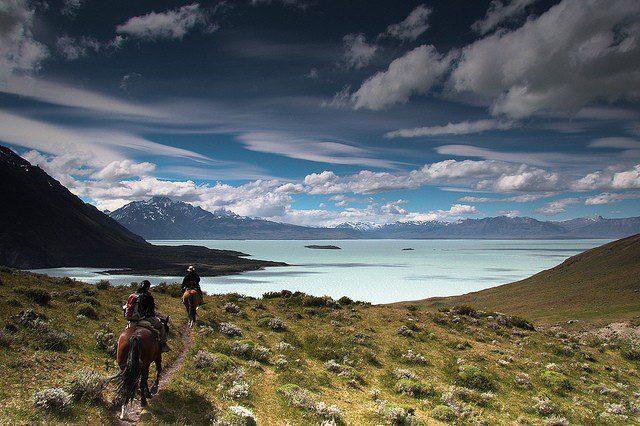 озеро Вьедма фото