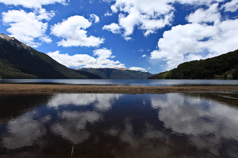 озеро Трафул Аргентина