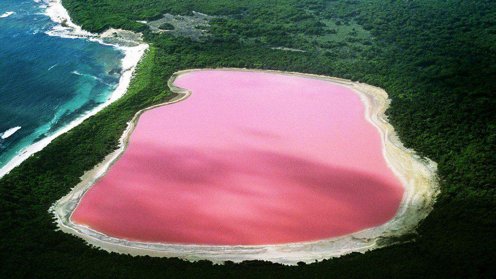 озеро Хиллер