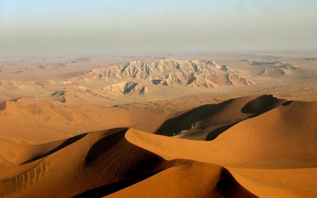 пустыня Намиб фото