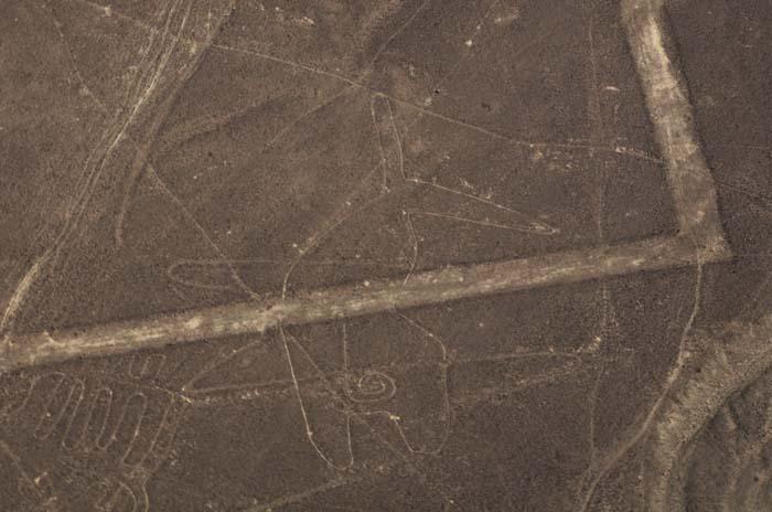 пустыня Наска в Перу