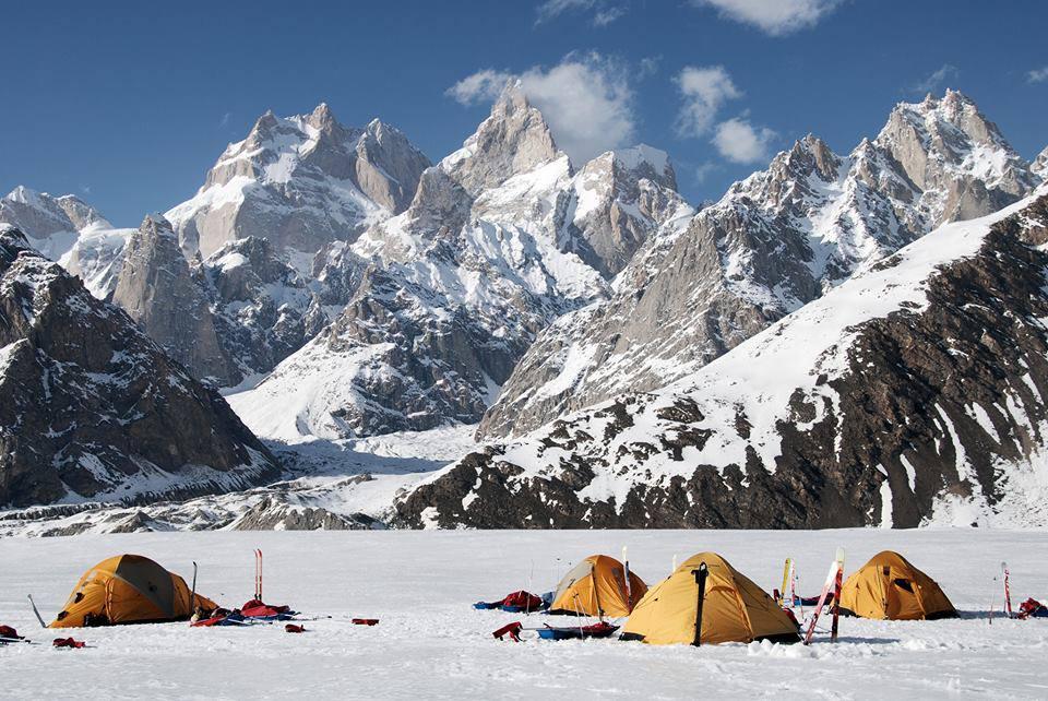 гора Баннтха-Бракк Каракорум