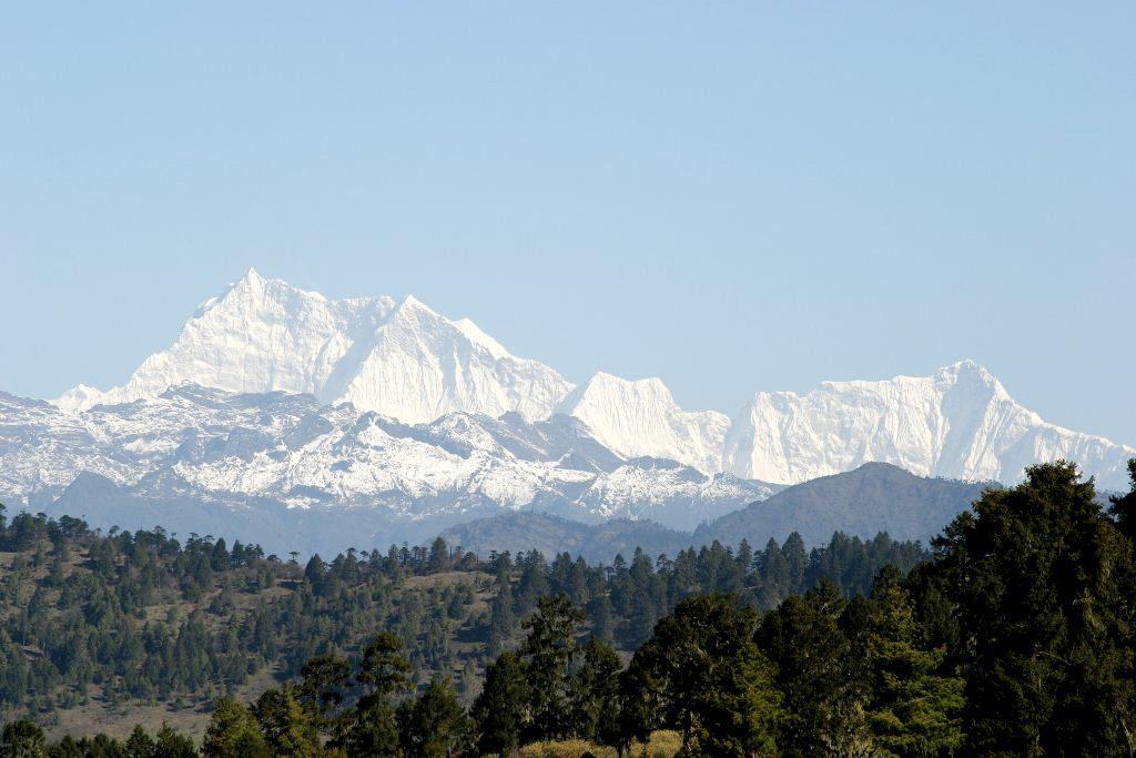 Гангкхар-Пуенсум фото