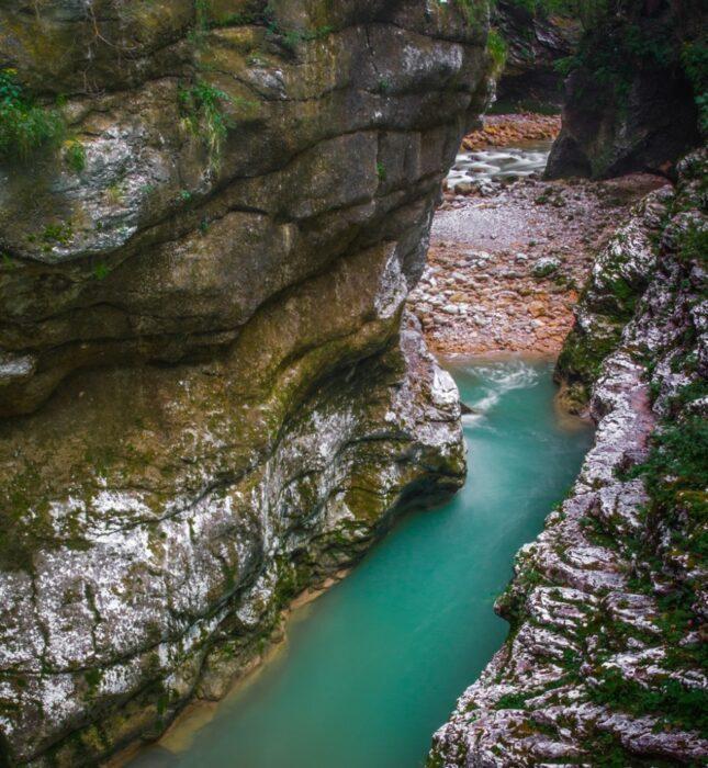 Гуамское ущелье Кавказ