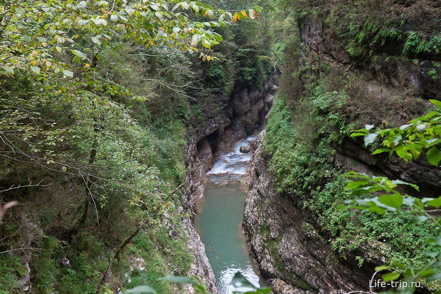 Гуамское ущелье фото