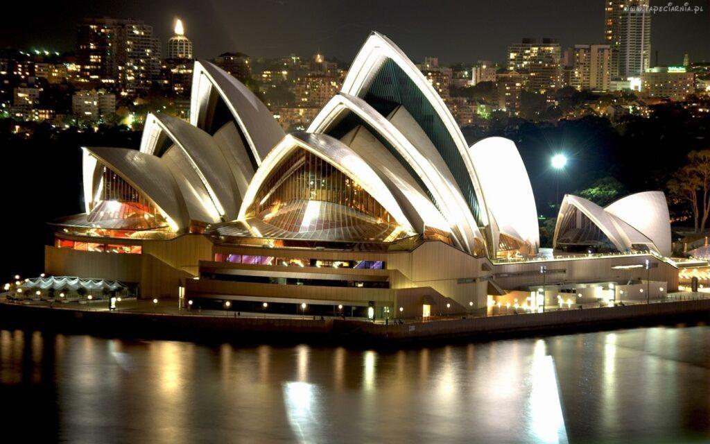 Сиднейская опера Австралия