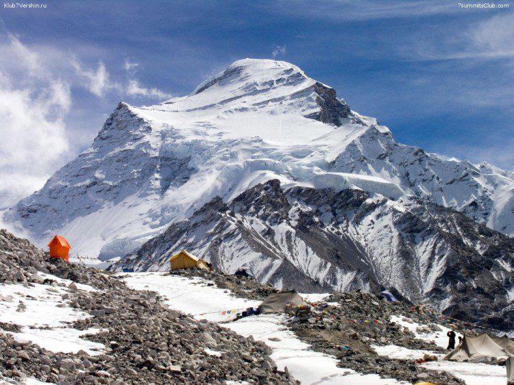 гора Чо-Ойю фото