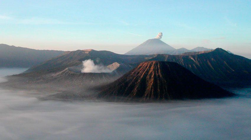 вулкан Бромо фото