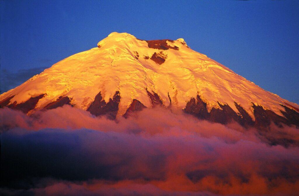 вулкан Котопахи