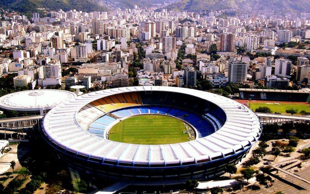 достопримечательности Бразилии фото