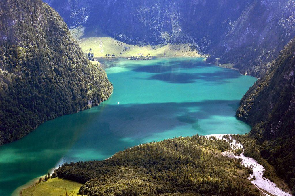 озеро Кёнигсзе фото
