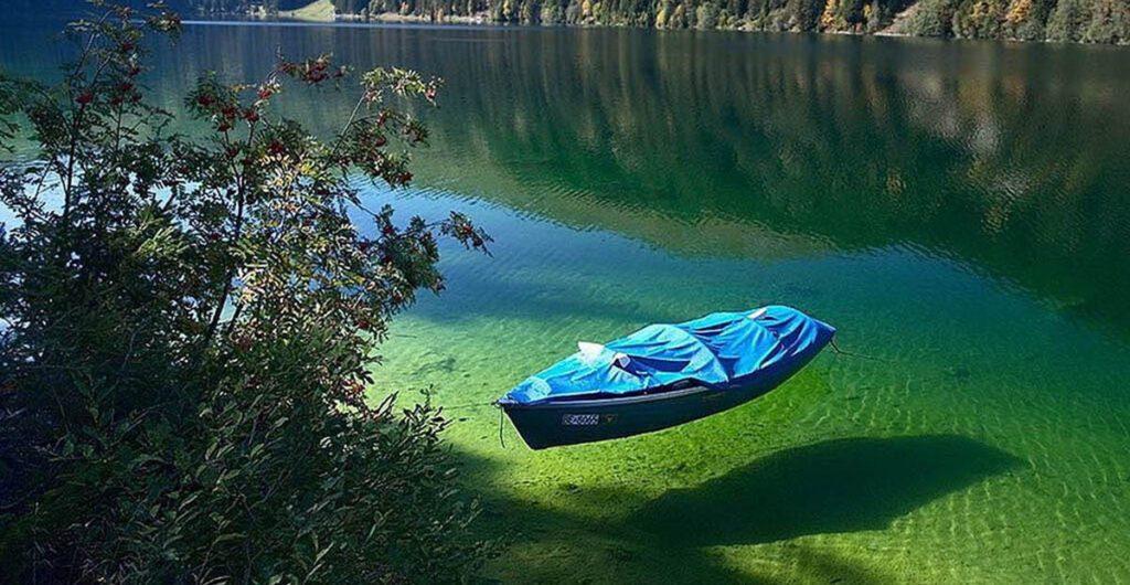 озеро кенигсзе Бавария
