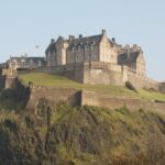 Эдинбургский замок: символ гордой Шотландии