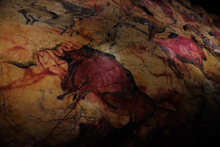 пещера альтамира Испания