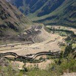 """Льяктапата  – древний """"город ступеней"""" в Перу"""