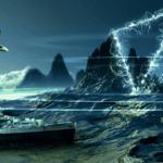 Море Дьявола в Тихом океане