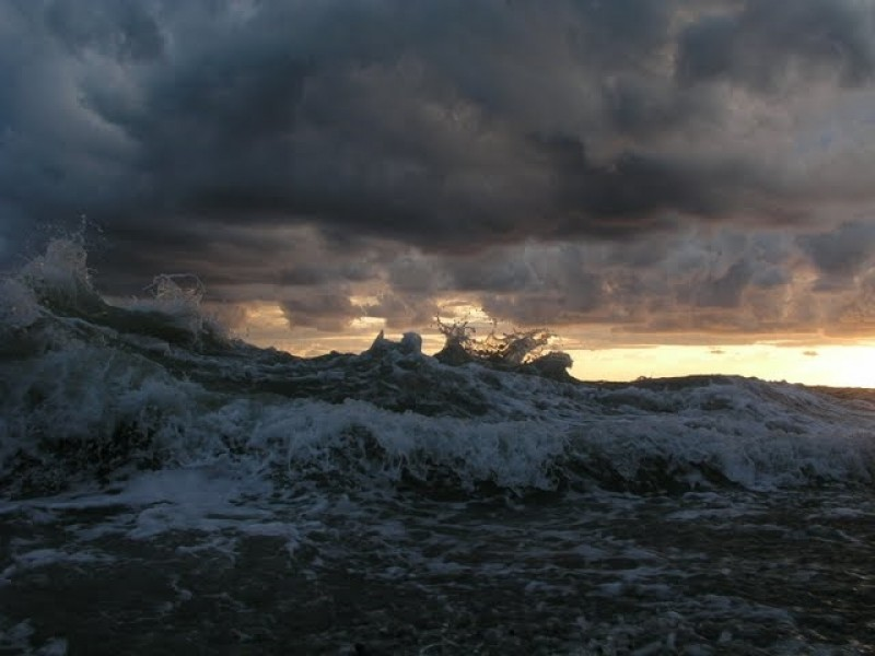 море дьявола фото