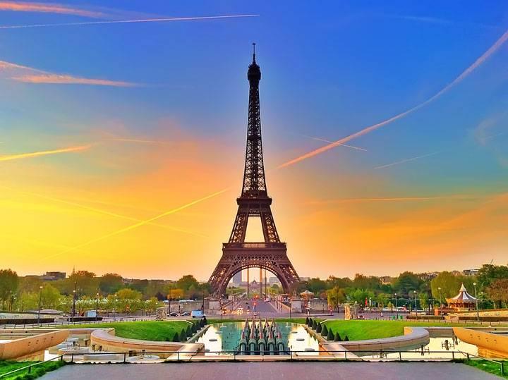 эйфелева башня история