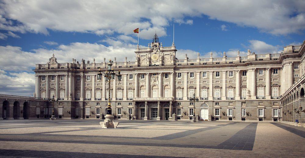 достопримечательности Мадрида фото с описанием