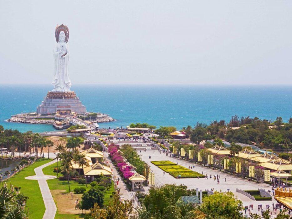 остров Хайнань фото достопримечательности