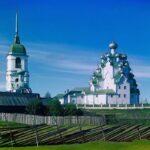 Деревянные архитектурные памятники севера России