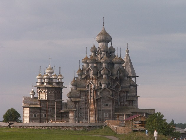 архитектурные памятники России фото