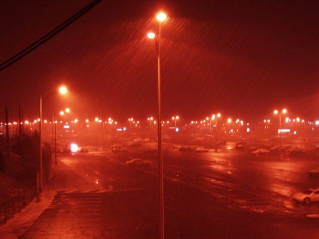 кровавый дождь фото