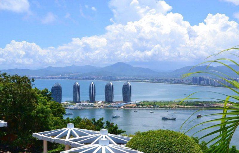 остров Хайнань Китай какое море