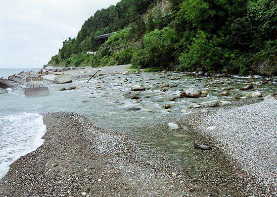 река репруа абхазия фото