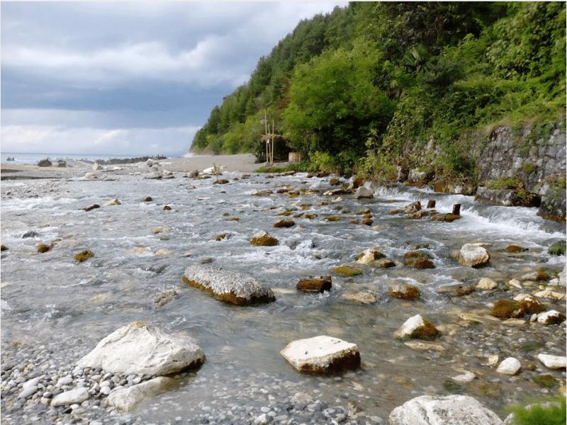река репруа самая короткая в мире