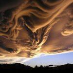 Облака асператус – удивительный феномен природы XX века