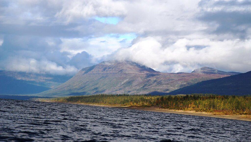 плато Путорана Сибирь