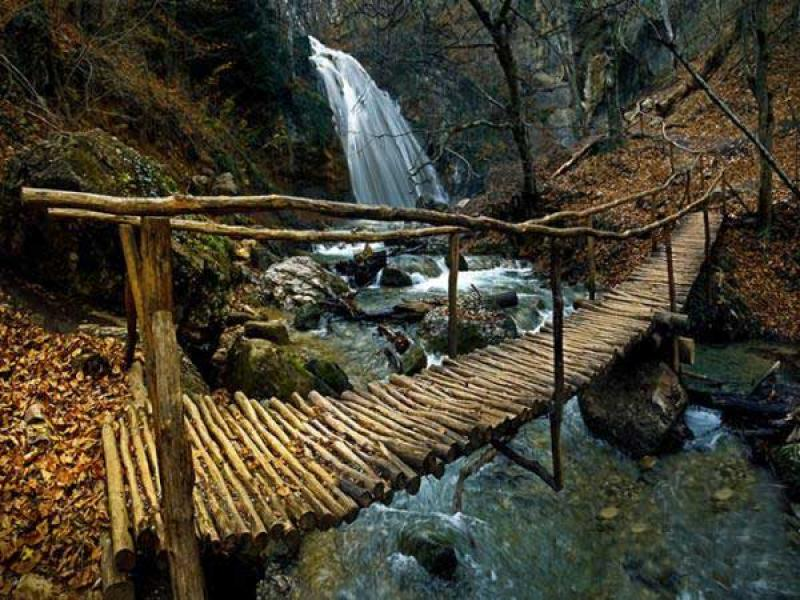 Водопад Джур-Джур как добраться