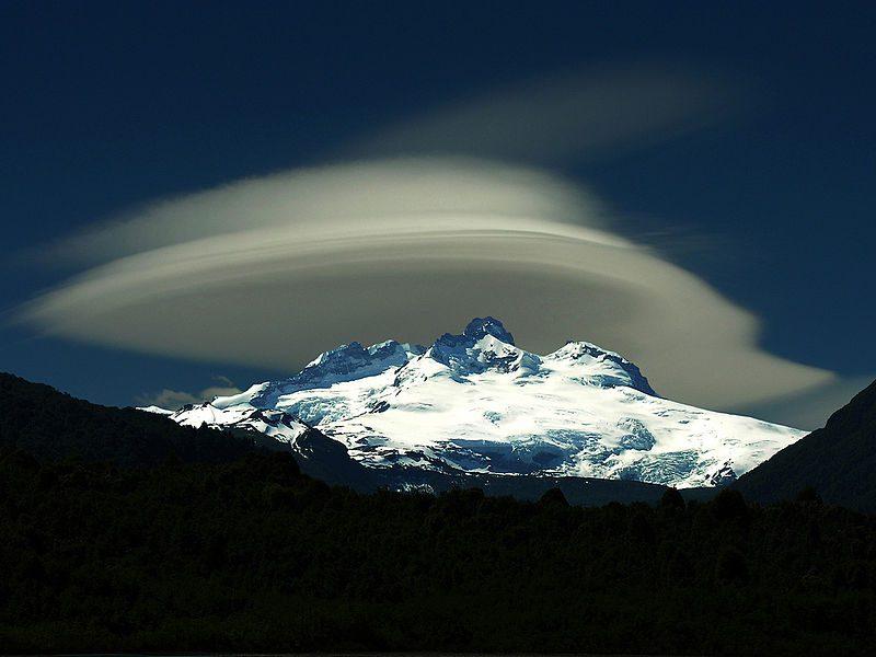Лентикулярные облака что это