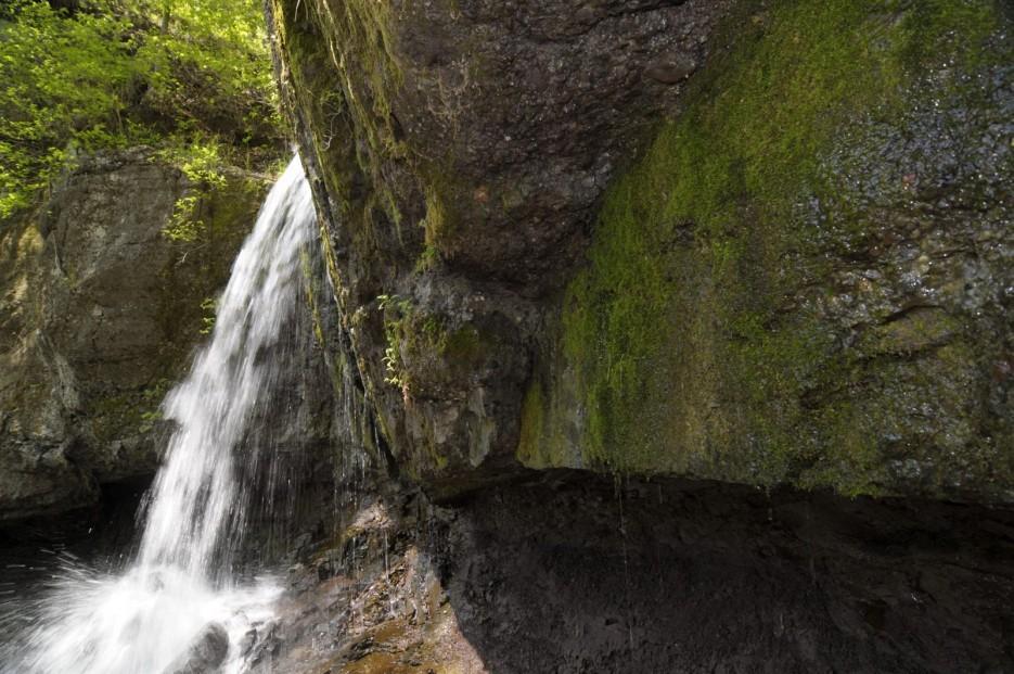 Кравцовские водопады Приморский край как доехать карта