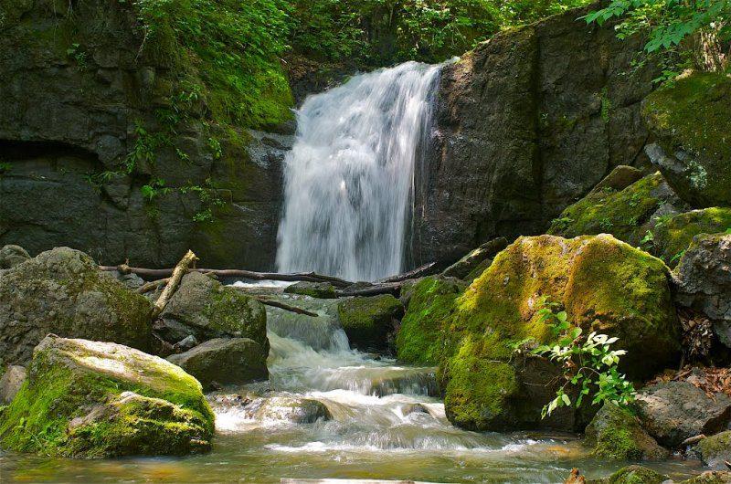 Кравцовские водопады как добраться