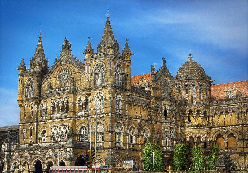 достопримечательности Мумбаи