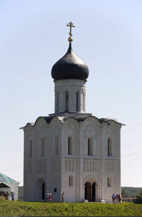 Церковь Покрова на Нерли описание