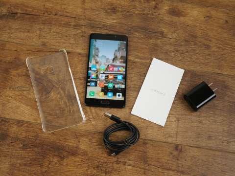Xiaomi Mi Note 2 обзор