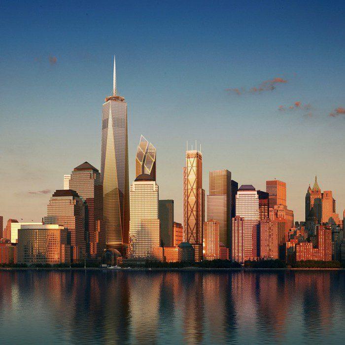 Самые высокие здания мира фото