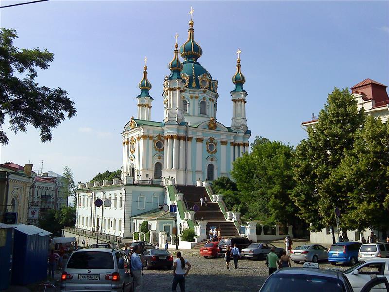 Достопримечательности Киева фото с описанием