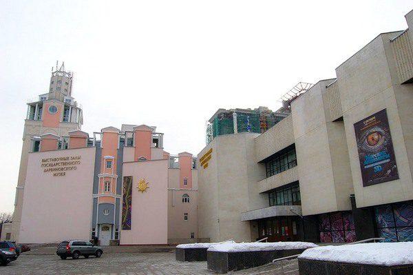 дарвиновский музей это мемориальный музей чарльза дарвина