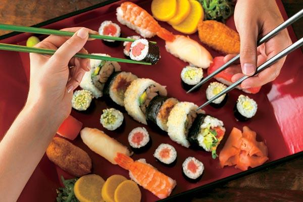 японская кухня блюда