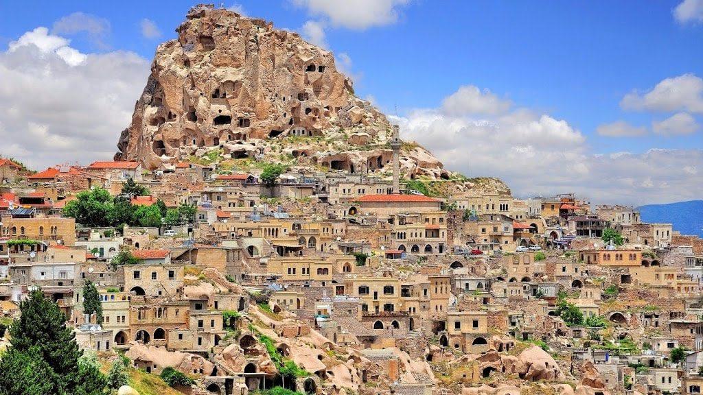 Каппадокия Турция фото