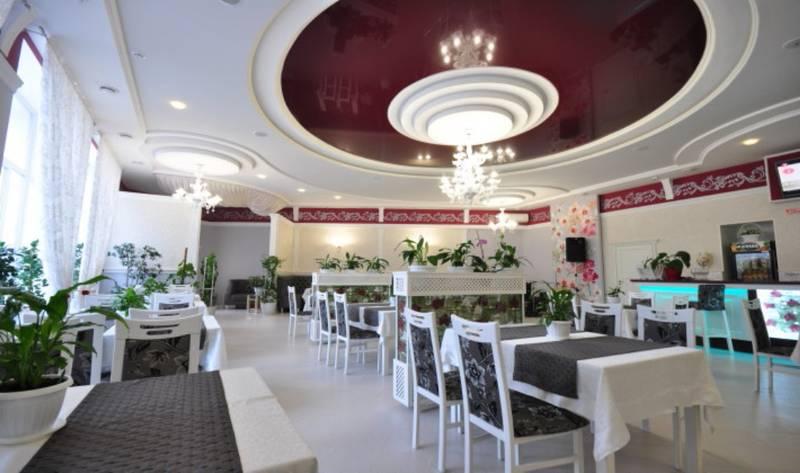 ресторан Апрель в Евпатории